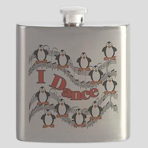 IDANCETEEPENGUINS Flask