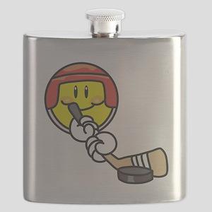 SMILEYHOCKEY Flask
