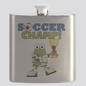 SOCCERCHAMPFROG Flask