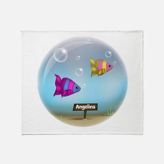Under the Sea Aquarium - Personalized Stadium Bla