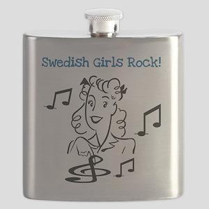 swedishgirlsrock Flask