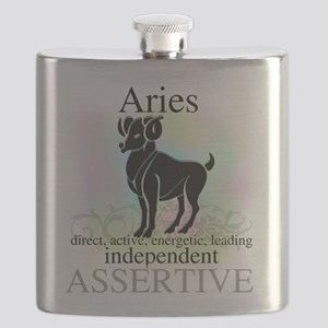 HOROSCOPEARIES Flask