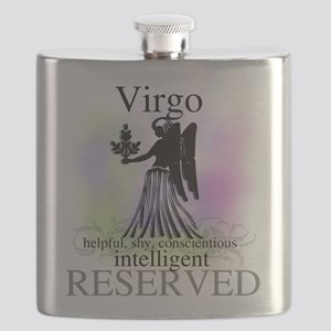 HOROSCOPEVIRGO Flask