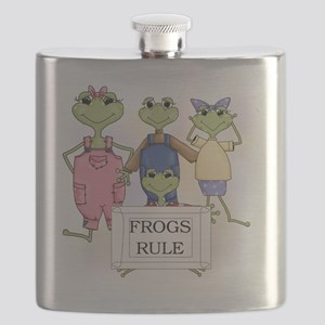 FROGSRULETEE Flask