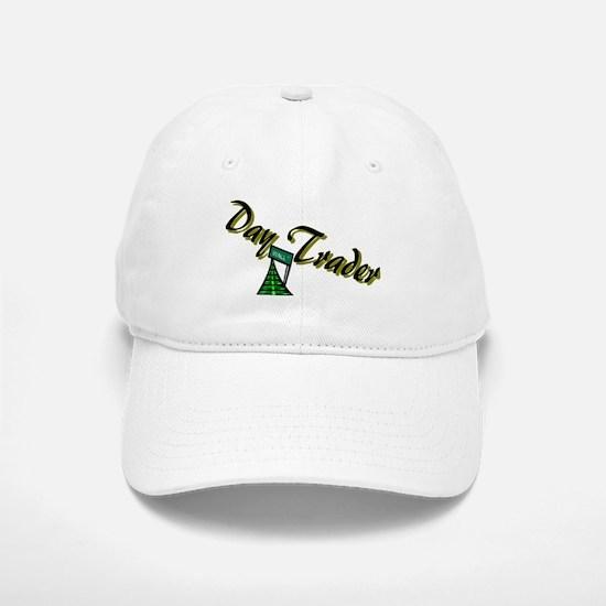 Day Trader Baseball Baseball Cap