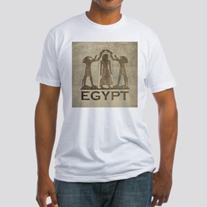 Vintage Egypt Fitted T-Shirt