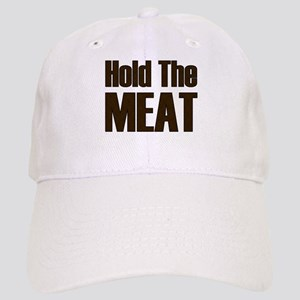 Hold The Meat Vegetarian / Ve Cap