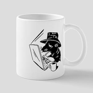 The Mole mug