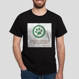 GandhiGreenPaw T-Shirt