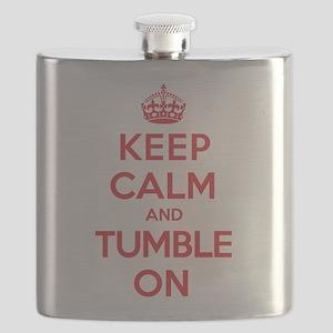 Keep Calm Tumble Flask