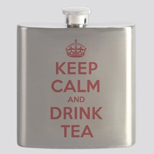 K C Drink Tea Flask