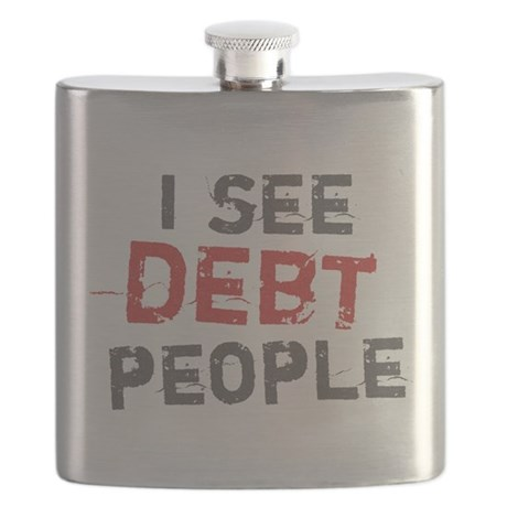 I See Debt People.png Flask