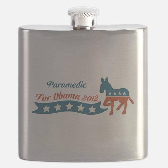 Profession for Obama Flask