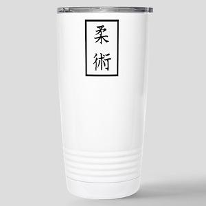 Jiu-Jitsu Stainless Steel Travel Mug