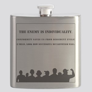 silhouette-conformity2 Flask