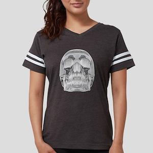 Crystal Skull Womens Football Shirt