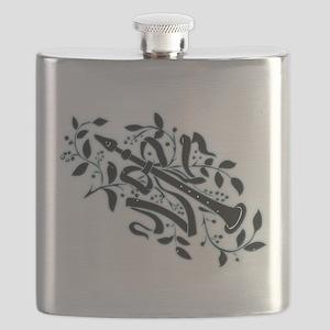 Clarinet Flask