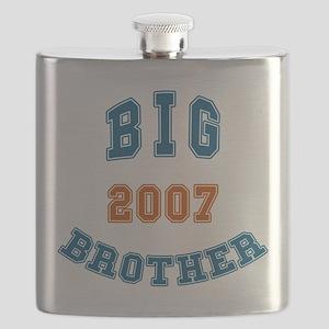 Big Brother 2007 Flask