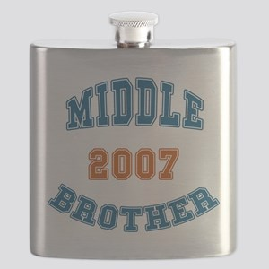 Middle Brother 2007 Flask