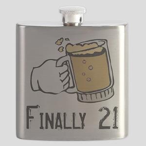 21 boy Flask