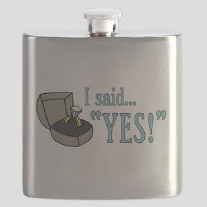 saidyes Flask