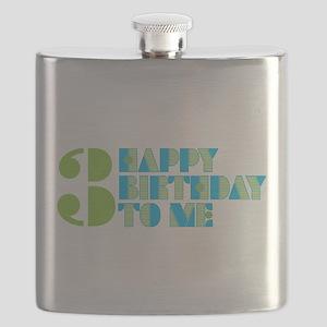 3 Happy Birthday To Me Flask