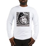 Yuri Gagarin Long Sleeve T-Shirt