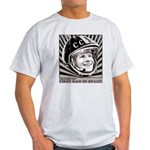 Yuri Gagarin Light T-Shirt