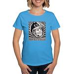 Yuri Gagarin Women's Dark T-Shirt