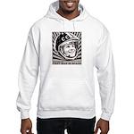 Yuri Gagarin Hooded Sweatshirt