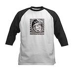 Yuri Gagarin Kids Baseball Jersey