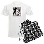 Yuri Gagarin Men's Light Pajamas