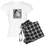 Yuri Gagarin Women's Light Pajamas