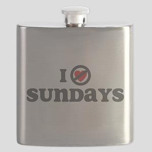 I Dont Heart sundays Flask