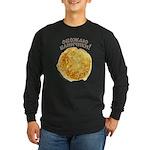 Love Blinchiki! Long Sleeve Dark T-Shirt