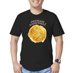 Love Blinchiki! Men's Fitted T-Shirt (dark)