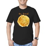 Vo, Blin! Men's Fitted T-Shirt (dark)