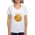 Vo, Blin! Women's V-Neck T-Shirt