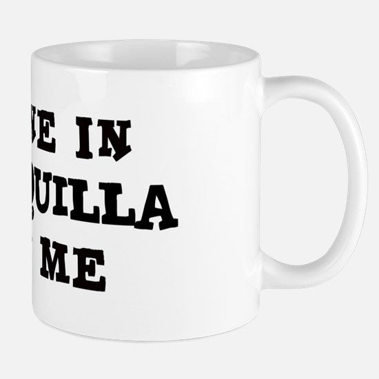 Someone in Barranquilla Mug