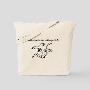 Hook Pirate Tote Bag