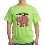 Pkurim? Smoke? Green T-Shirt