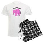 Pkurim? Smoke? Men's Light Pajamas