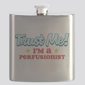Trust Me Perfusionist Flask
