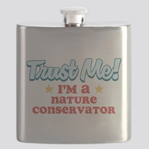 Trust Me Nature Conservator copy Flask