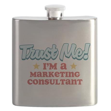 Trust Me Marketing consultant Flask
