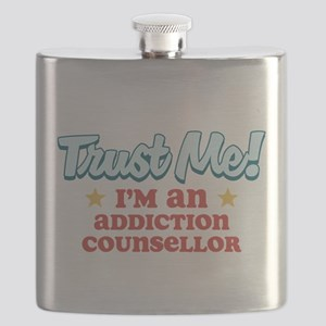 Trust Me Addiction Counsellor Flask