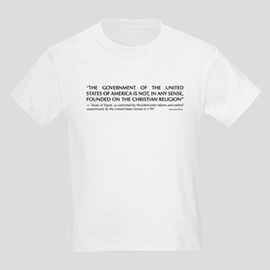 Skeptics18 Kids Light T-Shirt