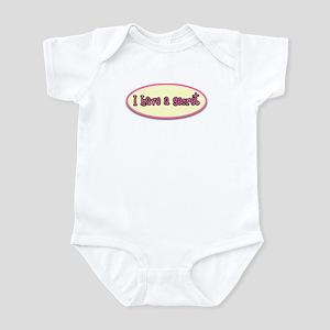I have a secret #2 Infant Creeper