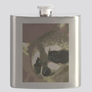 raccooneyes Flask