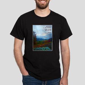 James 4:14 Dark T-Shirt